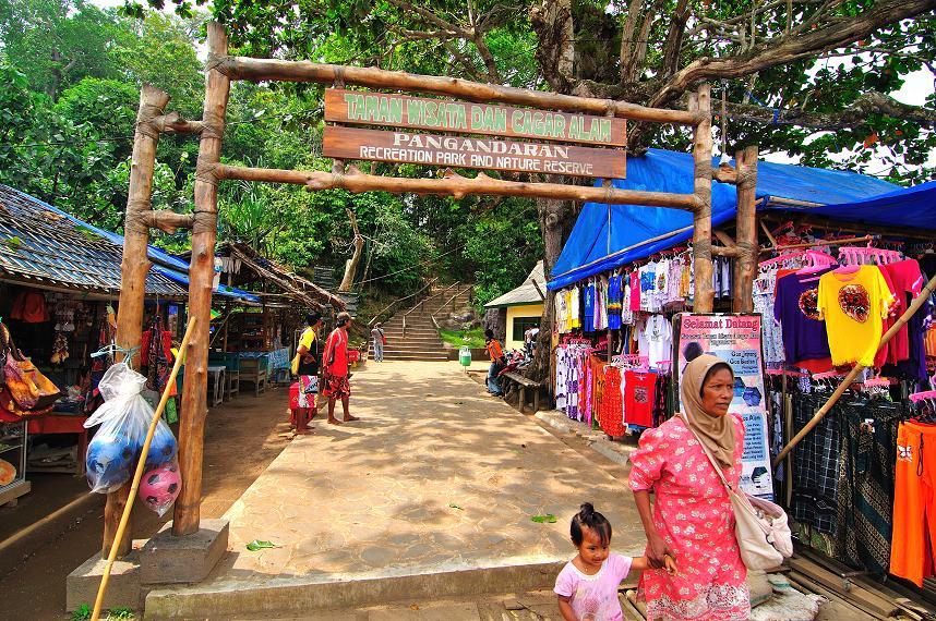 Taman Wisata dan Cagar Alam Pangandaran