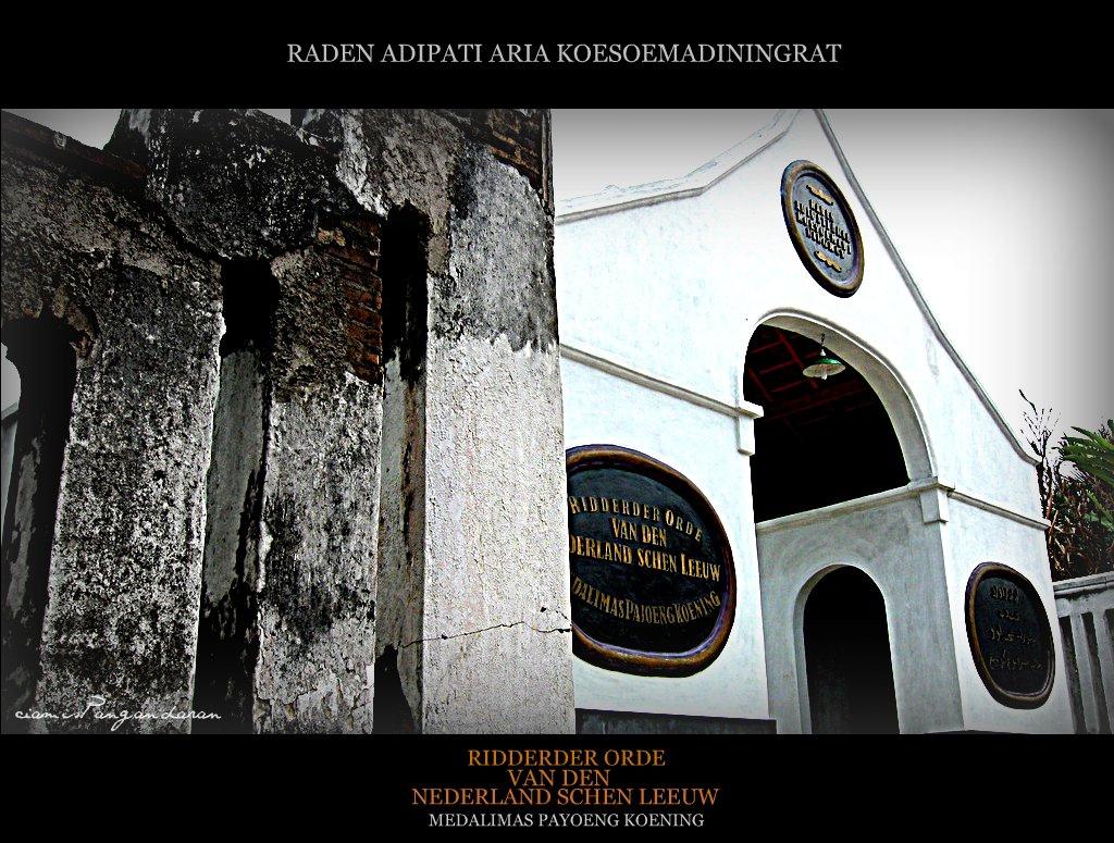 Makam Jambansari, Raden Adipati Aria Koesoemadiningrat