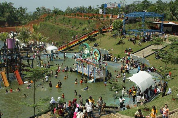 ICAKAN Mega Wisata Indonesia, Ciamis