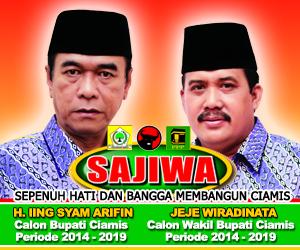 sajiwa-H. Iing Syam Arifin dan Jeje Wiradinata
